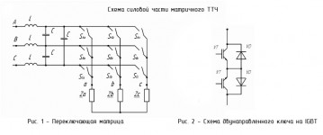 макет-схема